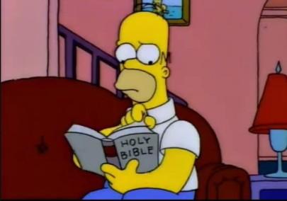 homer bible